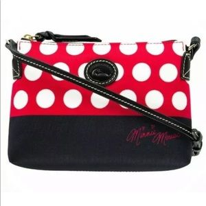 Dooney & Bourke Minnie pouchette small bag NWT